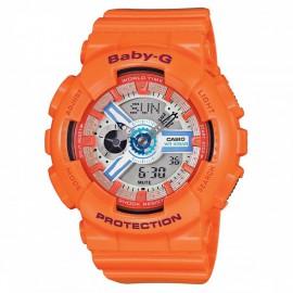 Наручные часы Casio BABY-G BA-110TX-4A Женские