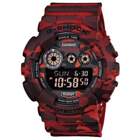 Наручные часы Casio G-SHOCK GD-120CM-4E Мужские