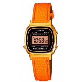 Наручные часы Casio LA670WEGL-4A2 Женские