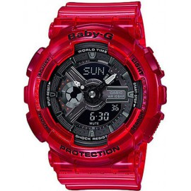 Наручные часы Casio BABY-G BA-110CR-4A Женские