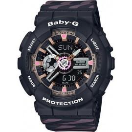 Наручные часы Casio BABY-G BA-110CH-1A Женские
