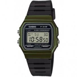 Наручные часы Casio F-91WM-3A Мужские