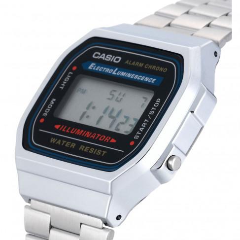 Купить Часы Casio A-168WA-1 выгодно в Минске  f4375fb7b8987