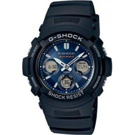 Наручные часы Casio G-SHOCK AWG-M100SB-2A Мужские