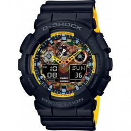 Наручные часы Casio G-SHOCK GA-100BY-1A Мужские