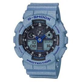 Наручные часы Casio G-SHOCK GA-100DE-2A Мужские